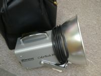 Courtenay Colorflash 100 Studio Flash Head Cased with Spill + Lead £49.99